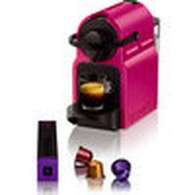 Cafeteira Expresso Nespresso Inissia Rosa 220v - C40