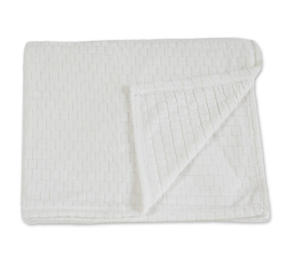 Cobertor Queen Square Cozy Homewear