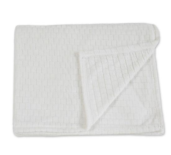 Cobertor Solteiro Square Cozy Homewear
