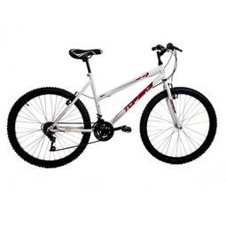 Bicicleta Topbike One Lazer Aro 26 Rígida 18 Marchas - Branco