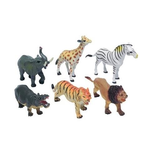 Figuras Mundo de Aventuras Selvagens Dtc