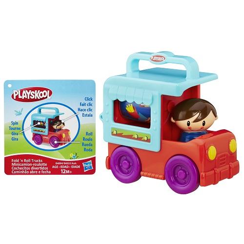 Boneco Playskool Caminhao Temático Menino Hasbro