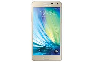 Celular Smartphone Samsung Galaxy A5 A500m 16gb Dourado - Dual Chip