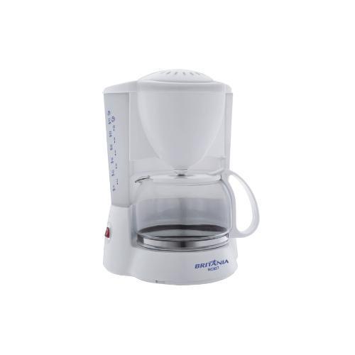 Cafeteira Elétrica Britania Branco 220v - Ncb27