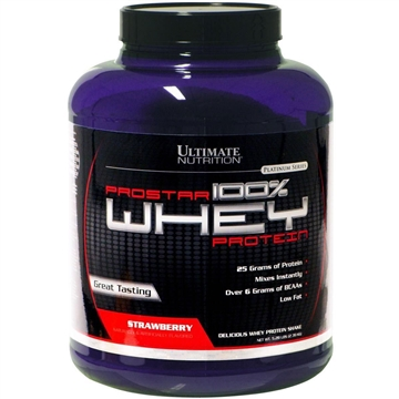 Prostar Whey Sabores 2,27kg Ultimate Nutrition