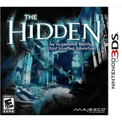 Jogo The Hidden - 3ds - Majesco Games