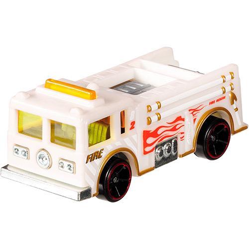 Carrinho Hot Wheels Color Change Fire Eater Mattel