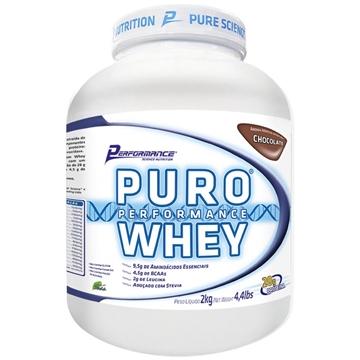 Puro Whey - 2kg Performance