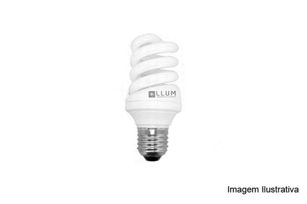 Lâmpada Bronzearte Fluorescente Espiral 15w 127v - Fle15a16