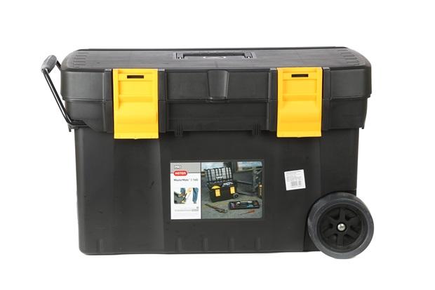 Caixa 17182290 Com Rodinhas Keter Tools