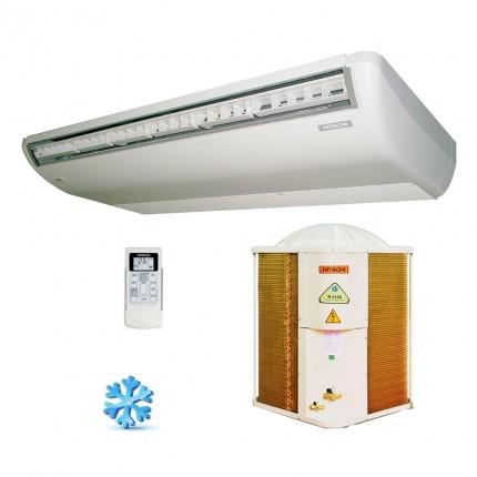 Ar Condicionado Split Piso Teto 36000 Btu Frio - Hitachi - 220v - Rpc36c3p / Rap36c3l