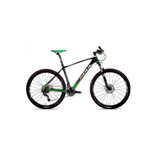 Bicicleta Soul Cycles Sl927 Aro 27,5 Susp. Dianteira 30 Marchas - Preto