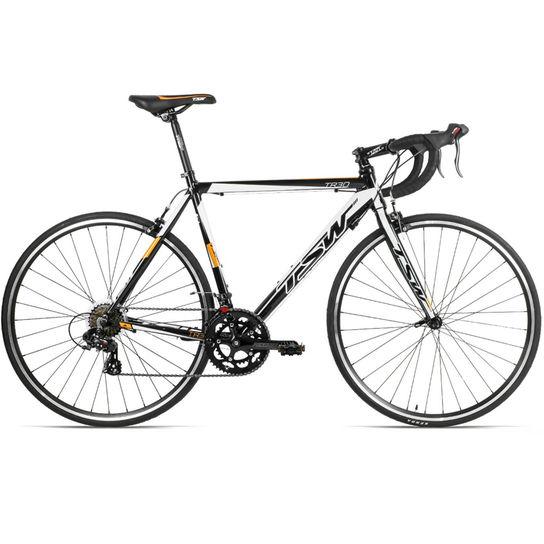 Bicicleta Tsw Tr30 Aro 700 Rígida 21 Marchas - Preto
