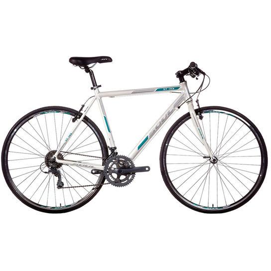 Bicicleta Soul Cycles St001 Aro 700 Rígida 16 Marchas - Branco