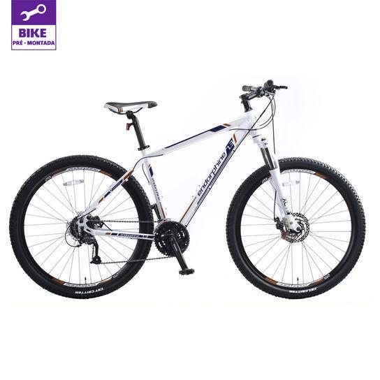 Bicicleta Gonew Endorphine 7.3 T17 Aro 29 Susp. Dianteira 27 Marchas - Branco
