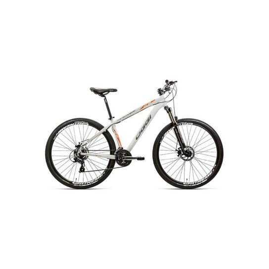 Bicicleta Oggi Bike Hacker T15.5 Aro 29 Susp. Dianteira 21 Marchas - Branco