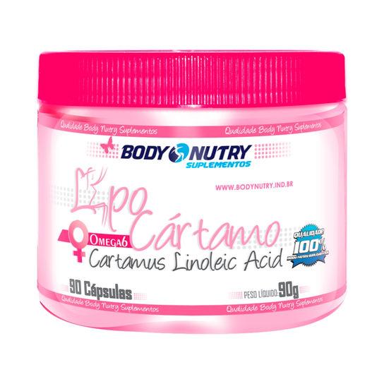 Body Nutry Lipo Cártamo Natural 90 Cápsulas
