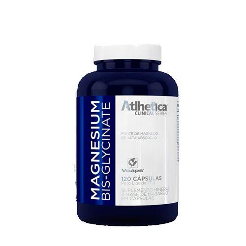 Atlhetica Nutrition Magnesium Bisglycinate - 120 Cápsulas