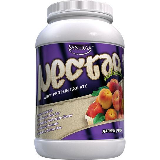 Nectar Whey Protein 1,8kg Morango Syntrax