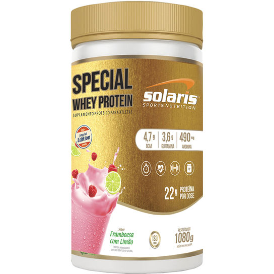 Special Whey Protein 1,08kg Sports Nutrition
