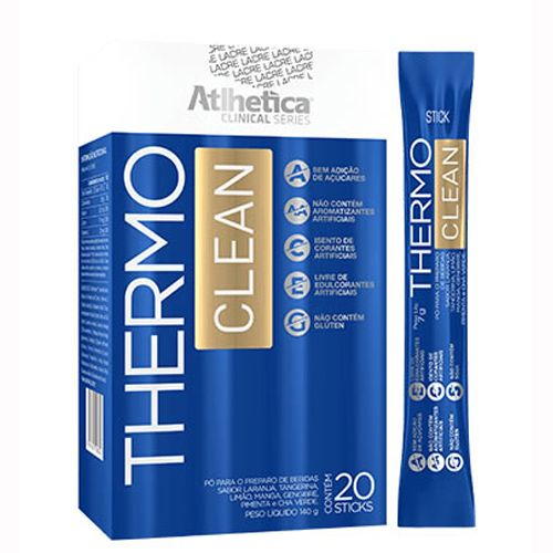 Atlhetica Nutrition Thermo Clean - 30 Sticks