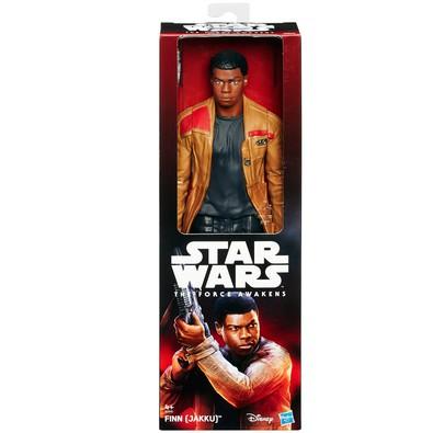 Boneco Star Wars Ep Vii Finn (jakku) Hasbro