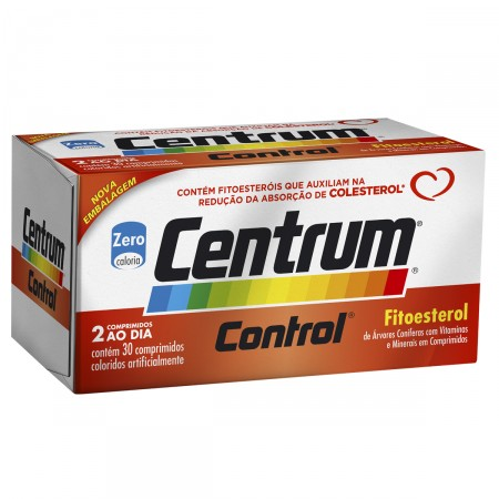 Centrum Control 30 Comprimidos