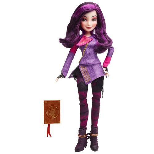 Boneca Princesas da Disney Hasbro Descendentes Vilãs Mal B3113