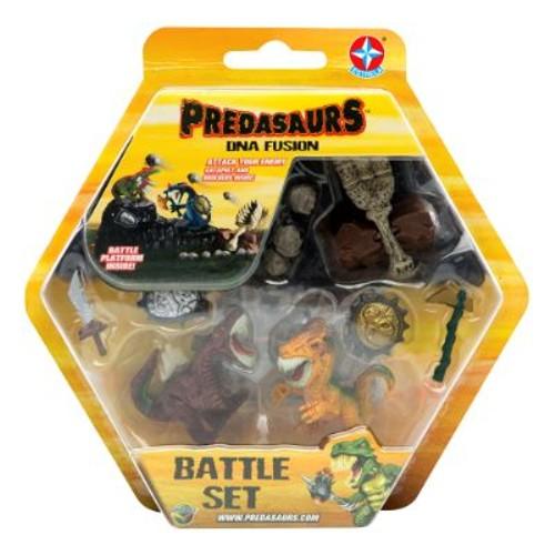 Figura Predasaurs Battle Set Sortidos Estrela