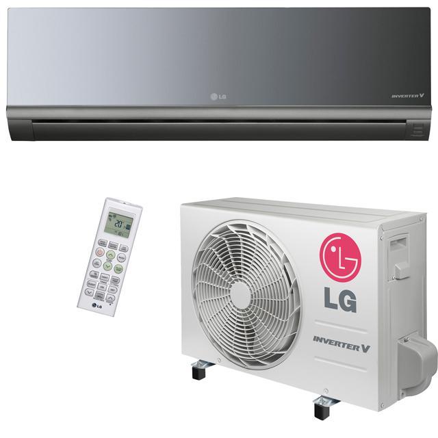Ar Condicionado Split 9000 Btu Quente/frio Libero Artcool - Inverter - Lg - 220v - As-w092brg2