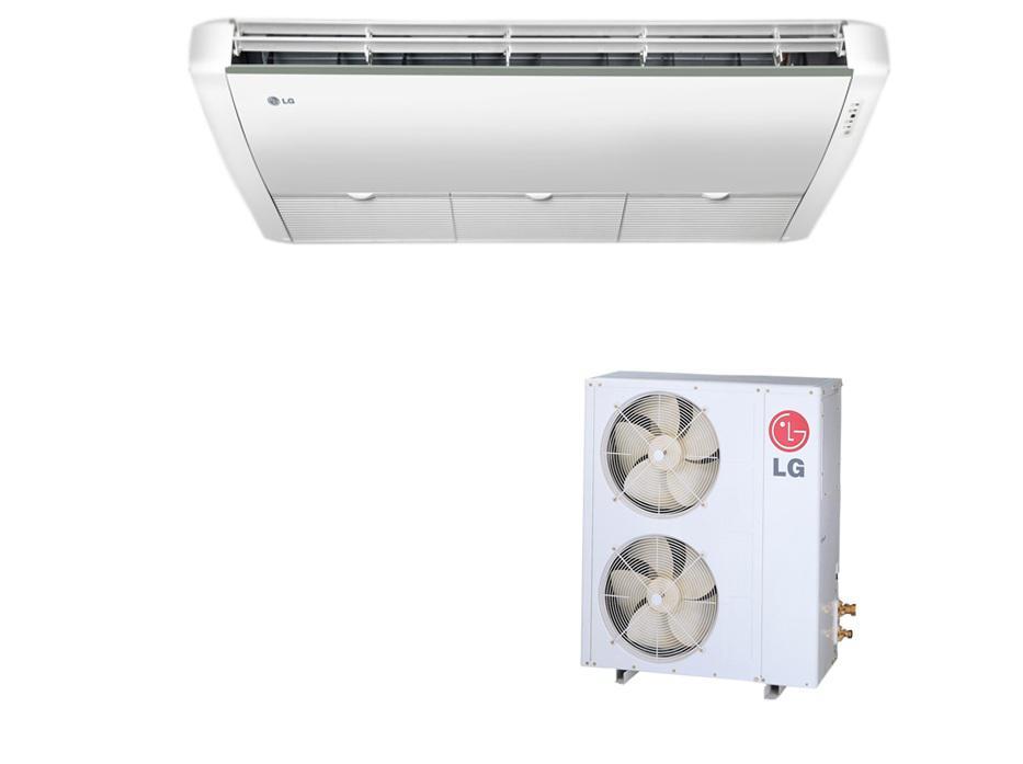 Ar Condicionado Split Piso Teto 53000 Btu Frio - Lg - 220v - Tv-c53blla5