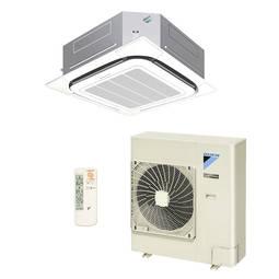 Ar Condicionado Split Cassete 36000 Btu Quente/frio Skyair - Inverter - Daikin - 220v - Fcq36avl
