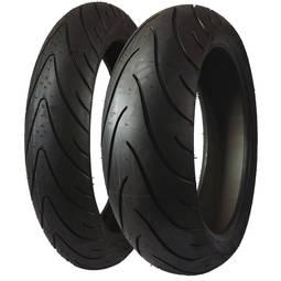Pneu Par Michelin Pilot Road 2 190/50 R17 73w