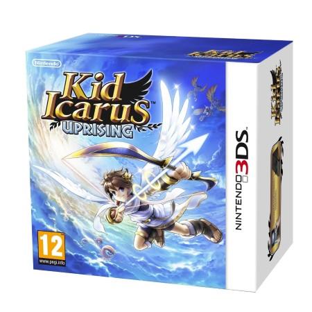 Jogo Kid Icarus: Uprising - 3ds - Nintendo