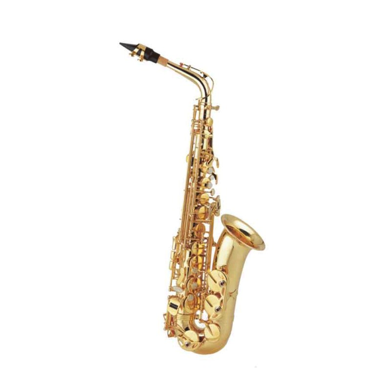 Saxofone Dolphin Dourado - 4354