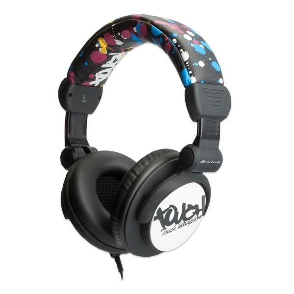 Fone de Ouvido Headphone Profissional Touch P2/p10 Fortrek Hp904