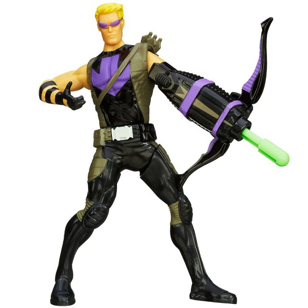 Boneco Avengers 15cm Hawkeye Hasbro