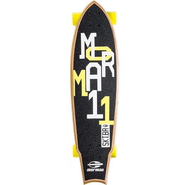 Skate 499600 Fish Tail Marrom Mormaii