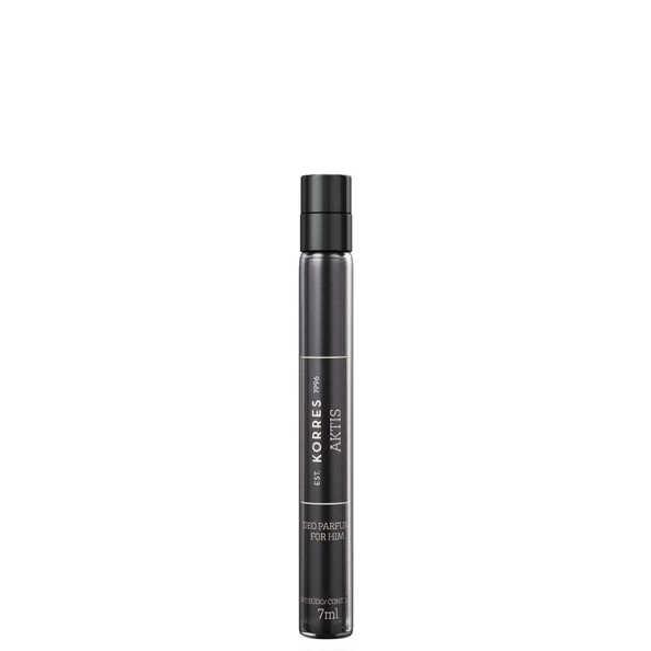 Perfume Aktis Mini Korres Eau de Parfum Masculino 7 Ml