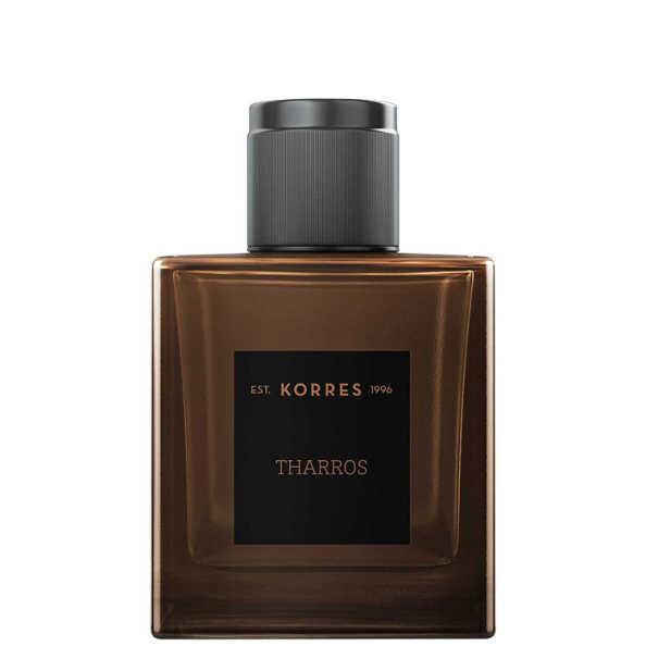 Perfume Tharros Korres Eau de Parfum Masculino 100 Ml