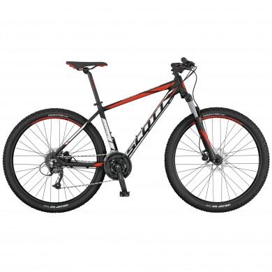 Bicicleta Scott Bikes Aspect 950 Ts Aro 29 Susp. Dianteira 24 Marchas - Preto/vermelho