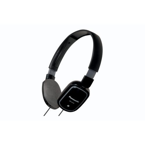 Fone de Ouvido Headphone Dj Style Preto Panasonic Rphx40ek