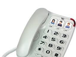 Telefone Com Fio Vec 881v2 Sem Id Branco