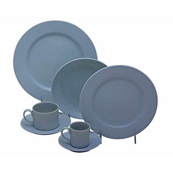 Aparelho de Jantar , Chá e Café Cesta 30 Peças - Vista Alegre