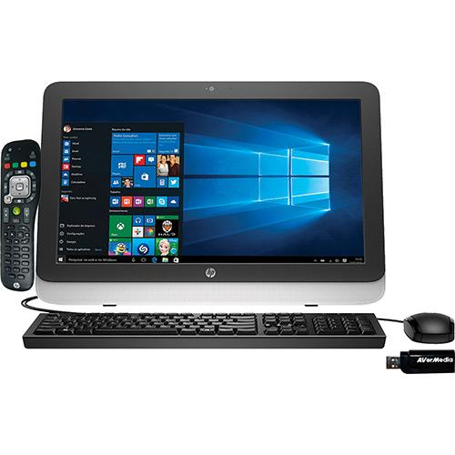 All In One Hp 22-3101br I3-4160 3.60ghz 4gb 500gb Intel Hd Graphics 4400 Windows 10 22