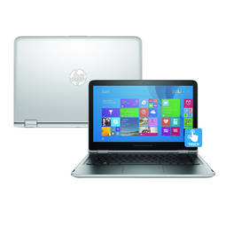 Notebook Hp X360 Notebook I5-4210u 1.70ghz 8gb 1tb Intel Hd Graphics 4400 Windows 8 Pavilion 13,3