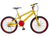 Bicicleta Colli Bike Max Boy Aro 20 Rígida 1 Marcha - Amarelo