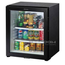 Geladeira/refrigerador 55 Litros 1 Portas Preto - Dometic - 220v - Dmrh460lg