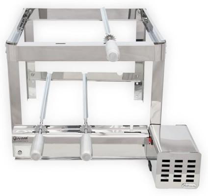 Churrasqueira Artmill Carvão Platinum - D-3er
