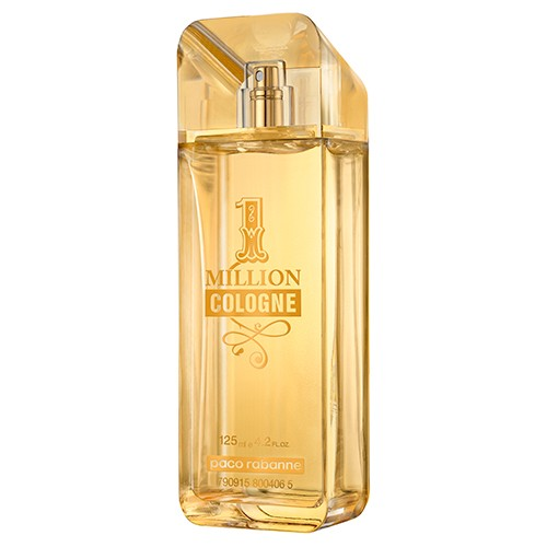 Perfume 1 Million Cologne Paco Rabanne Eau de Toilette Masculino 125 Ml